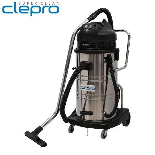 Máy hút bụi khô và ướt Clepro S3/60 (3 motor)
