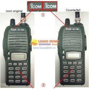Bộ đàm Icom IC-V8