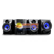 Dân âm thanh DVD MINI PIONEER X-RSM410DVH - 2.0
