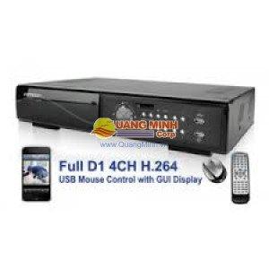Đầu ghi hình 4 kênh Avtech AVC792 Pv