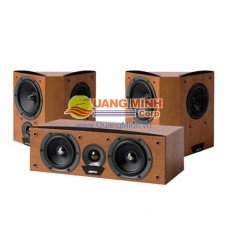 Loa JAMO C60 CENTER + C60 SURROUND, Dark Apple (3 LOA)