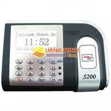 Máy chấm công bằng thẻ cảm ứng Ronald Jack S200