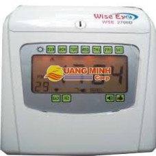 Máy chấm công thẻ giấy Wise Eye WSE-2700D