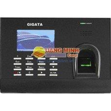 Máy chấm công vân tay và thẻ cảm ứng Gigata 839
