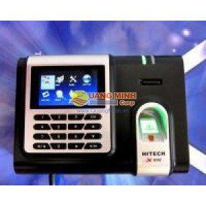 Máy chấm công vân tay  và thẻ cảm ứng Hitech X999