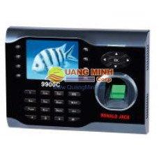 Máy chấm công vân tay và thẻ cảm ứng Ronald Jack  9900C
