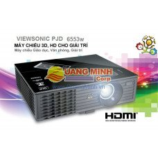 Máy chiếu Viewsonic PJD6553W