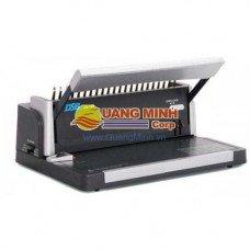 Máy đóng sách gáy xoắn nhựa DSB CB-180