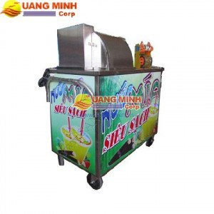 Máy ép nước mía Quang Minh QM 1700TT