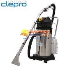 Máy giặt thảm phun hút CLEPRO Model: CP - 40SC