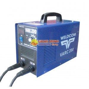 Máy hàn que hồ quang inverter - VARC 200