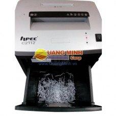 Máy hủy tài liệu H Pec C2112
