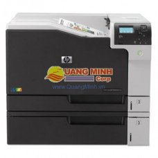 Máy in Laser Màu HP Color LaserJet Enterprise M750dn - In mạng