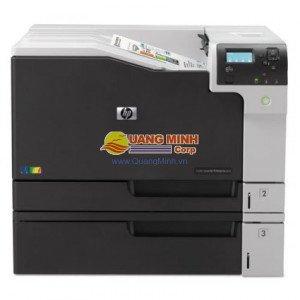 Máy in Laser Màu HP Color LaserJet Enterprise M750dn - In mạng