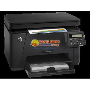 Máy in màu HP LaserJet Pro MFP M176n