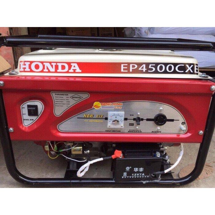 Honda Cx500 Parts Catalog: Máy Phát điện Honda EP4500CX