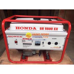 Máy phát điện Honda SH 5500EX