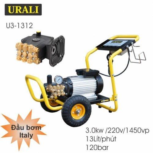 Máy phun rửa cao áp URALI 3.0kw U3-1310