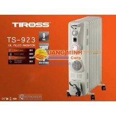 Máy sưởi dầu Tiross TS923