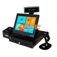 Máy tính tiền cảm ứng Topcash ePOS QT-68