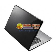 Notebook Asus X451CA/ i3-3217U/ Black (X451CA-VX038D)