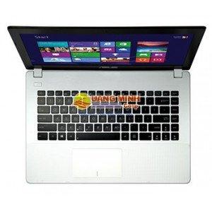 Notebook Asus X451CA/ i3-3217U/ White (X451CA-VX039D)