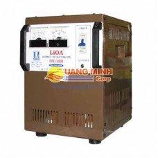 Ổn áp Lioa DRII-3000 (3 KVA 50V-250V)