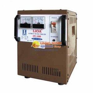 Ổn áp Lioa SH-5000 (5KVA 130V-250V)