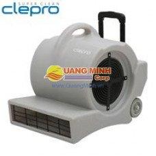 Quạt thổi thảm ba cấp độ Clepro Model: CP-900