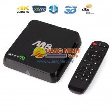 SkyboxTV M8 Android TV Box