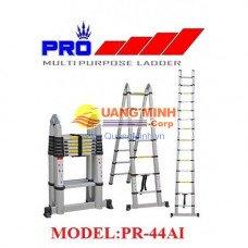Thang nhôm rút đa năng Pro Telescopic PR-44AI