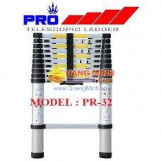 Thang nhôm rút Pro PR-32