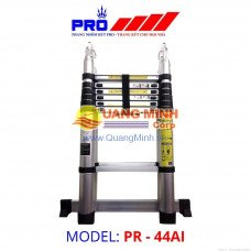 Thang nhôm rút Pro PR-44
