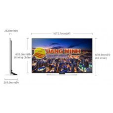 TIVI LED 3D SAMSUNG UA55HU8500 4K-ULTRA HD