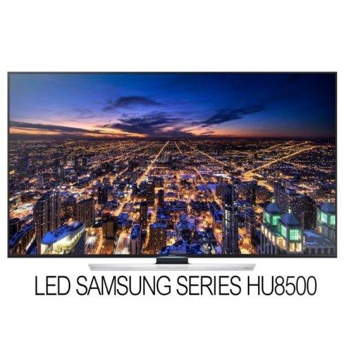 "TIVI LED SAMSUNG 85"" 85HU8500 ULTRA HD 3D SMART"
