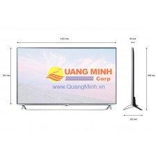 TIVI LED ULTRA HD 4K LG 65UB950T SMART 3D