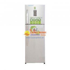 Tủ lạnh 2 cánh Electrolux 260L màu bạc ETB2600PE