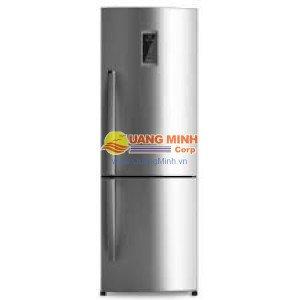 Tủ lạnh 2 cánh Electrolux 320L màu thép không gỉ EBE3200SA