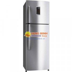 Tủ lạnh 2 cánh Electrolux 350L màu thép không gỉ EBB3500SA