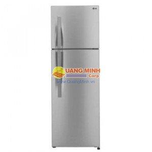 Tủ lạnh 2 cánh LG 205L màu bạc GN-L202BS