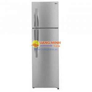 Tủ lạnh 2 cánh LG 225L màu bạc GN-L222BS