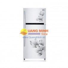 Tủ lạnh 2 cánh LG 288L màu trắng vân hoa GR-L352MG