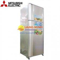 Tủ lạnh 2 cánh Mitsubishi 422L màu inox MR-F51C-ST-V