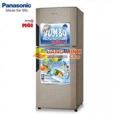 Tủ lạnh 2 cánh Panasonic 167L màu bạc NR-BJ185SNVN