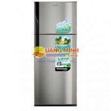 Tủ lạnh 2 cánh Panasonic 296L mầu thép NR-BK306MSVN