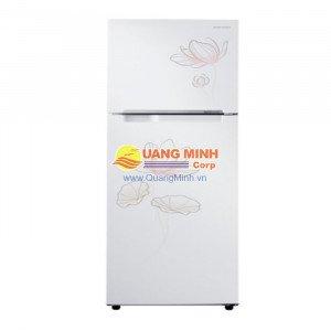 Tủ lạnh 2 cánh Samsung 320L Inverter hoa trắng RT32FARCDP1