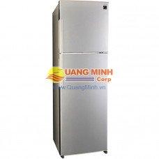Tủ lạnh 2 cánh Sharp 271L SJ-270E-SL