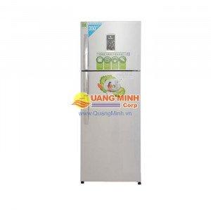 Tủ lạnh 2 cánhElectrolux 350L màu bạc ETB3500PE