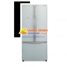 Tủ lạnh 3 cánh Hitachi 405L Inverter mặt gương bạc R-WB475PGV2GS