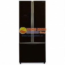 Tủ lạnh 3 cánh Hitachi 405L Inverter mặt gương đen R-WB475PGV2GBK